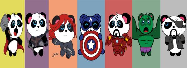 Pandas Assemble
