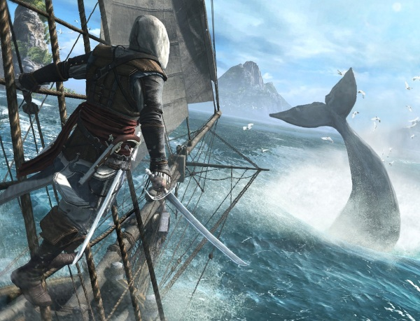 AC4 Multiplayer. Duck Hunting - Event Flying Dutchman