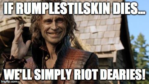 rumpledies