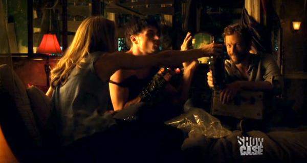 """To drunken surgery!"" – Vex"