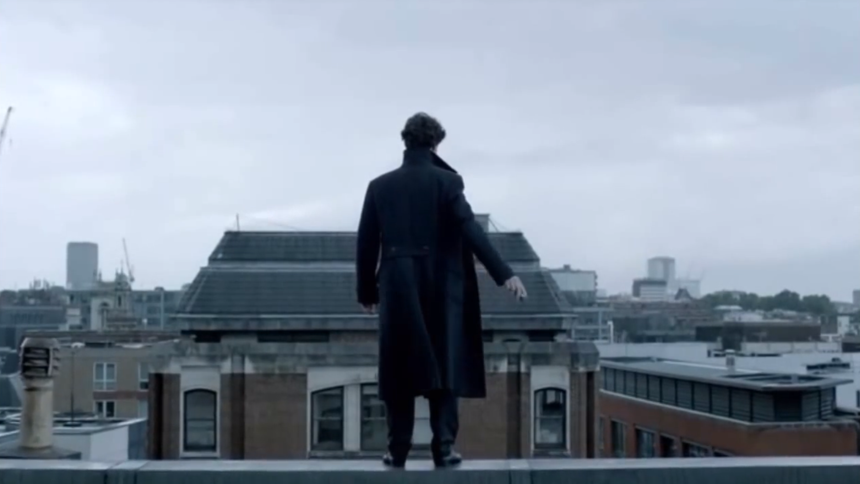 Sherlock Planning The Reichenback Fall Theory The