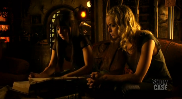 Tamsin and Kenzi try to use Trick's blood to change the future, but what new events will they risk setting in motion.