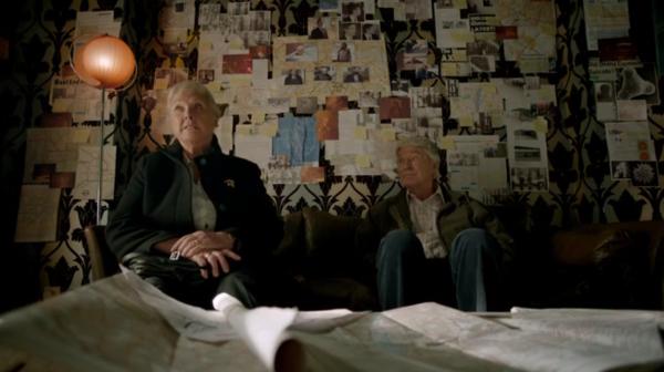 Sherlocks Parents