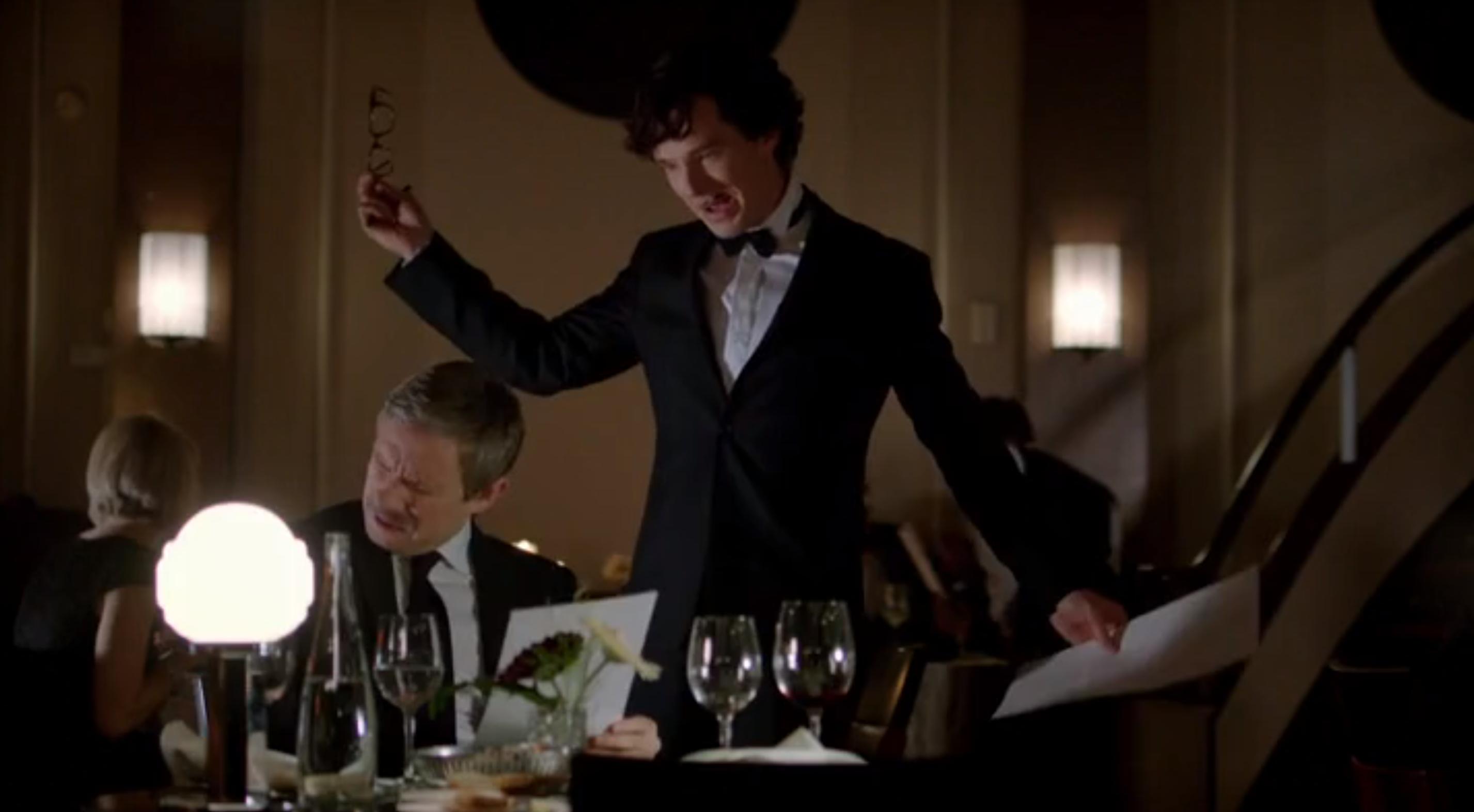 Sherlock Explained The Empty Hearse The Insightful Panda