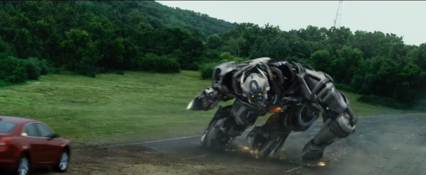 Could this be Galvatron's first appearance? And further more does this give us a sense of sequels to come?