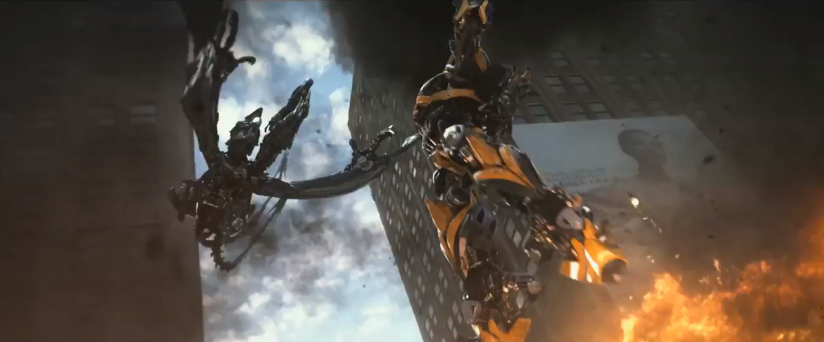 transformers 4: age of extinction teaser – the dinobots are coming