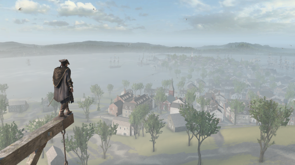 It's time to return to the American Colonies of ACIII.