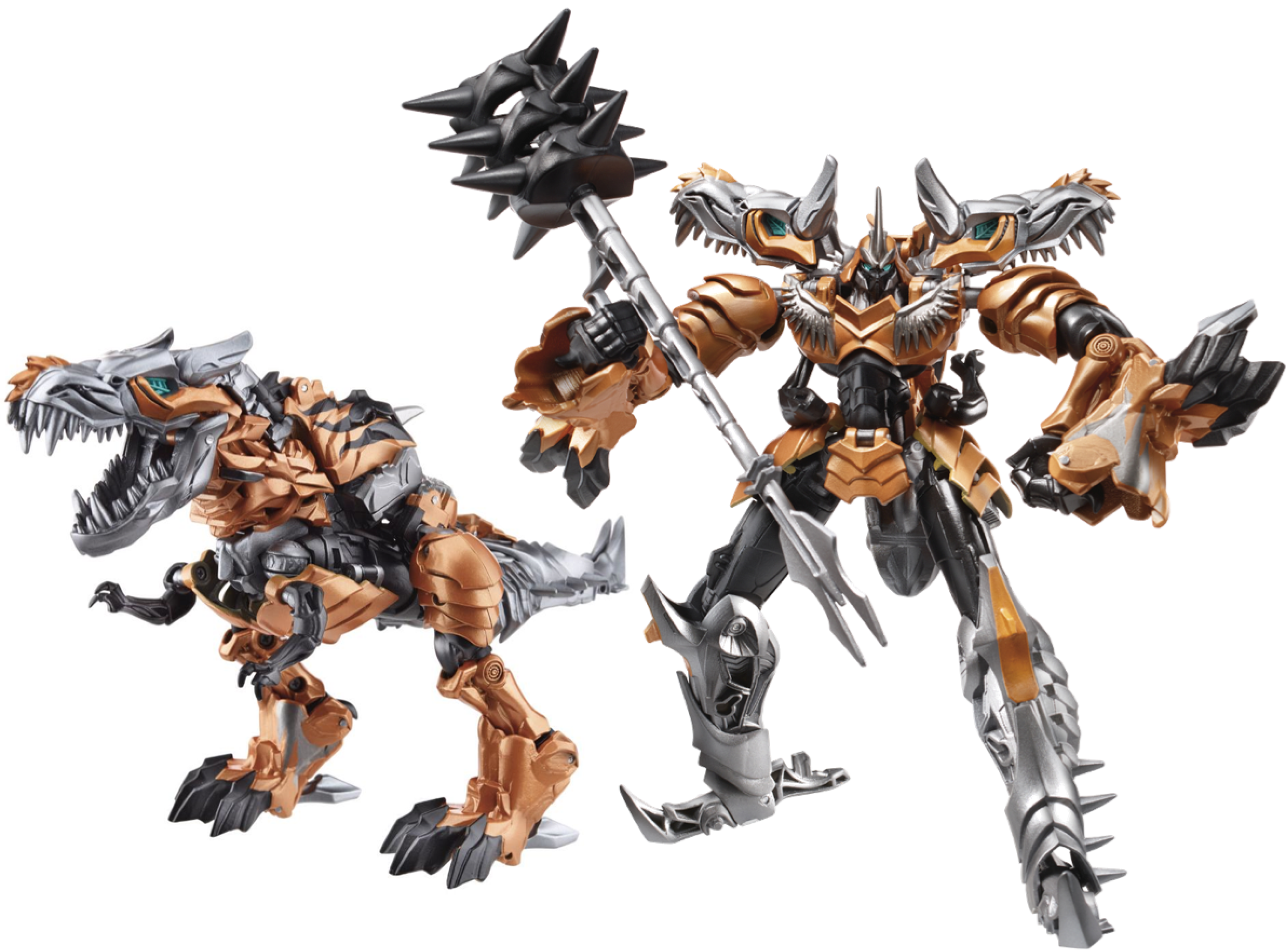 transformers 4 age of extinction � new dinobots revealed