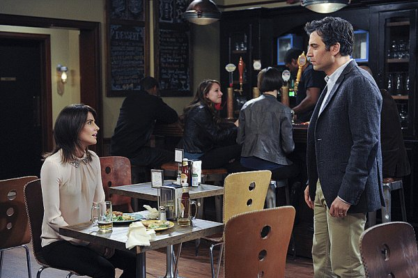 Ted and Robin meeting alone? Let the last-minute fan theories commence!