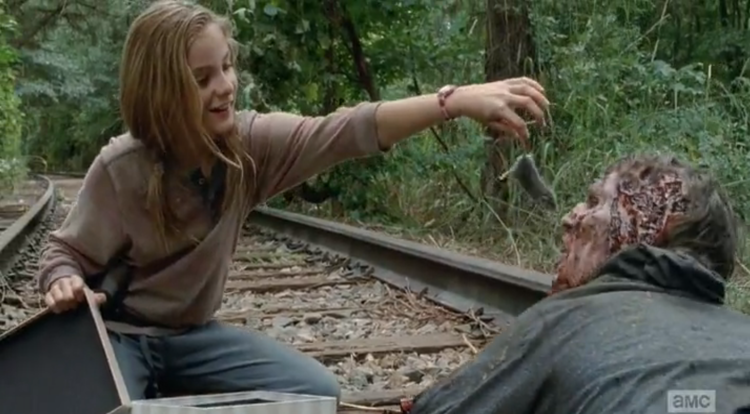 She Shed Cost A Closer Look The Walking Dead The Grove The