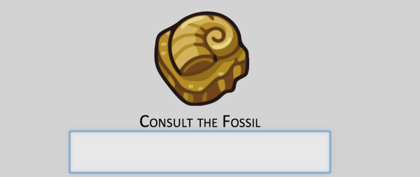 Have a question? Need guidance? Go to http://askhelixfossil.com and learn your fate.