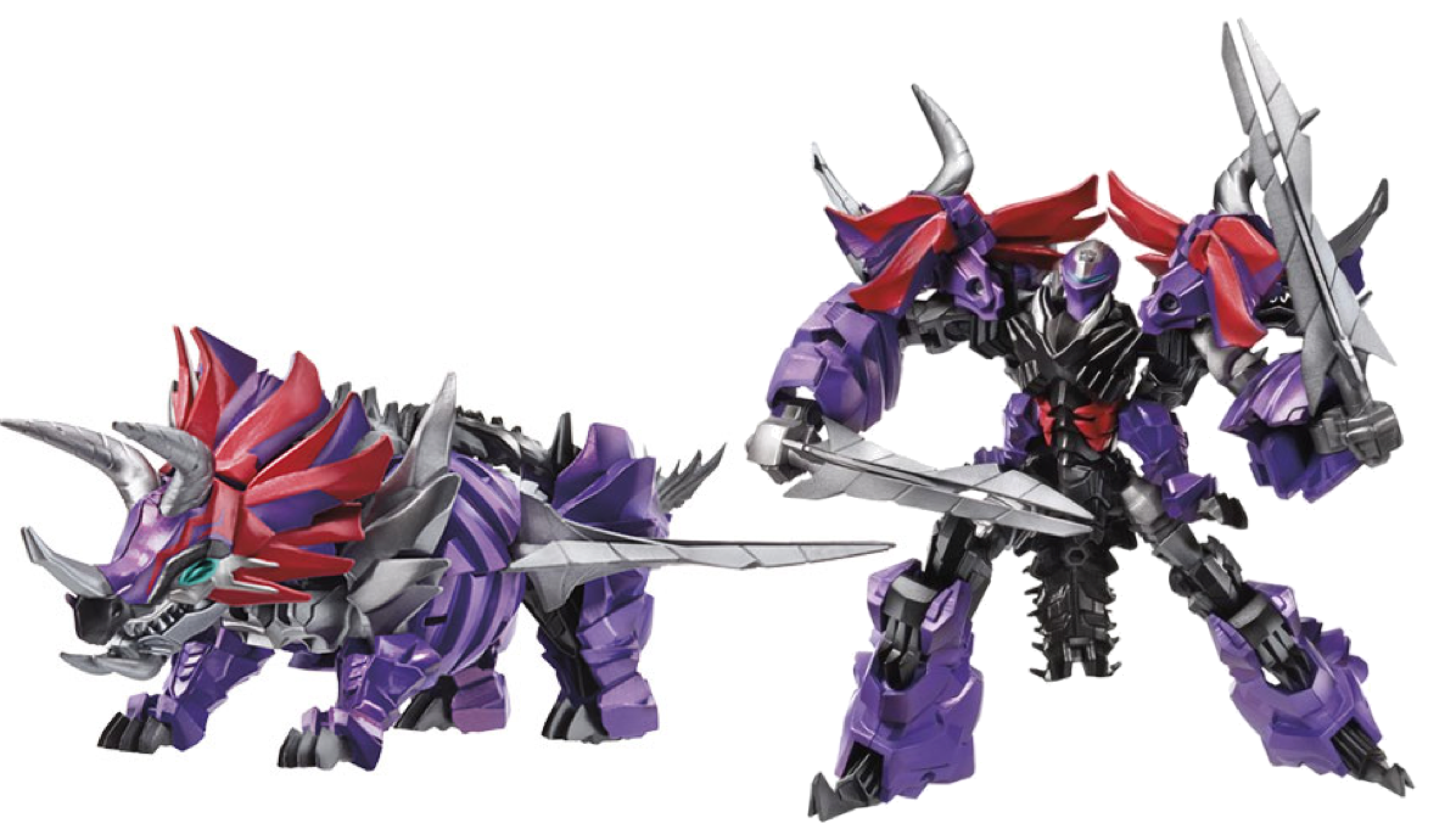 Transformers 4: Age of Extinction – New Dinobots Revealed ...