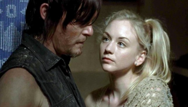Get ready for 45 minutes of nothing but Daryl and Beth.