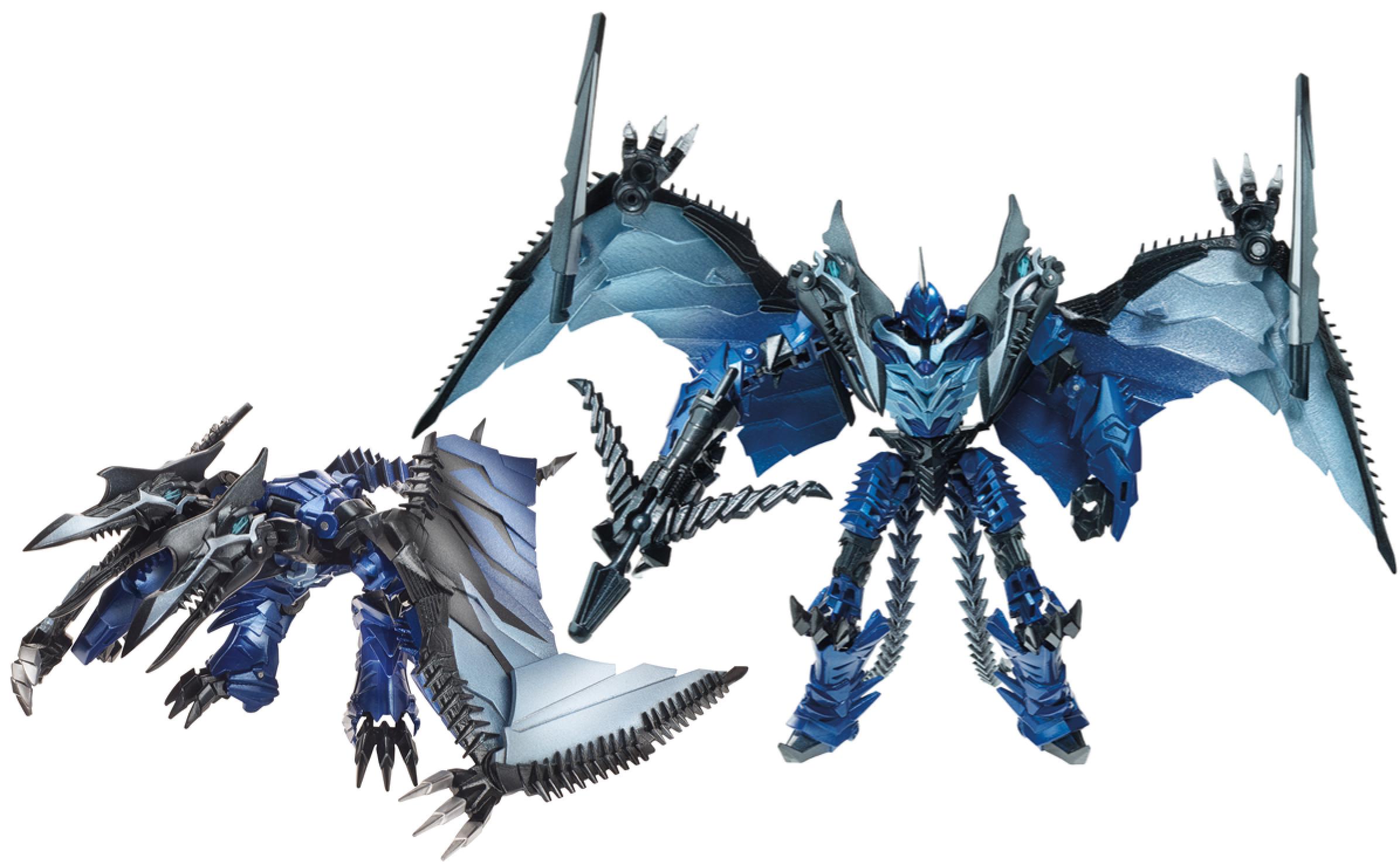 Transformers 4 Dinobots Scorn Toy