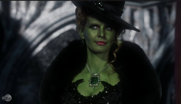 """The queen may be evil but I'm wicked and wicked always wins."" - The Wicked Witch"