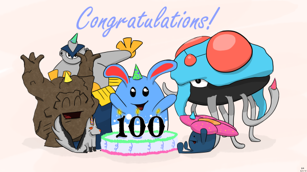 Want to know how long this run took? Let's just say our Azumarill reached level 100 long before everything was over.