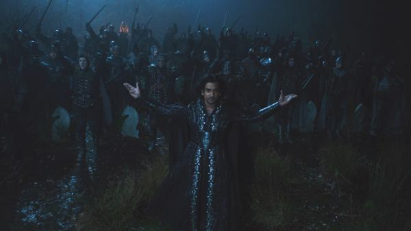 He has an army, but does he have a Hulk? Great, now I want a Jafar and Loki crossover