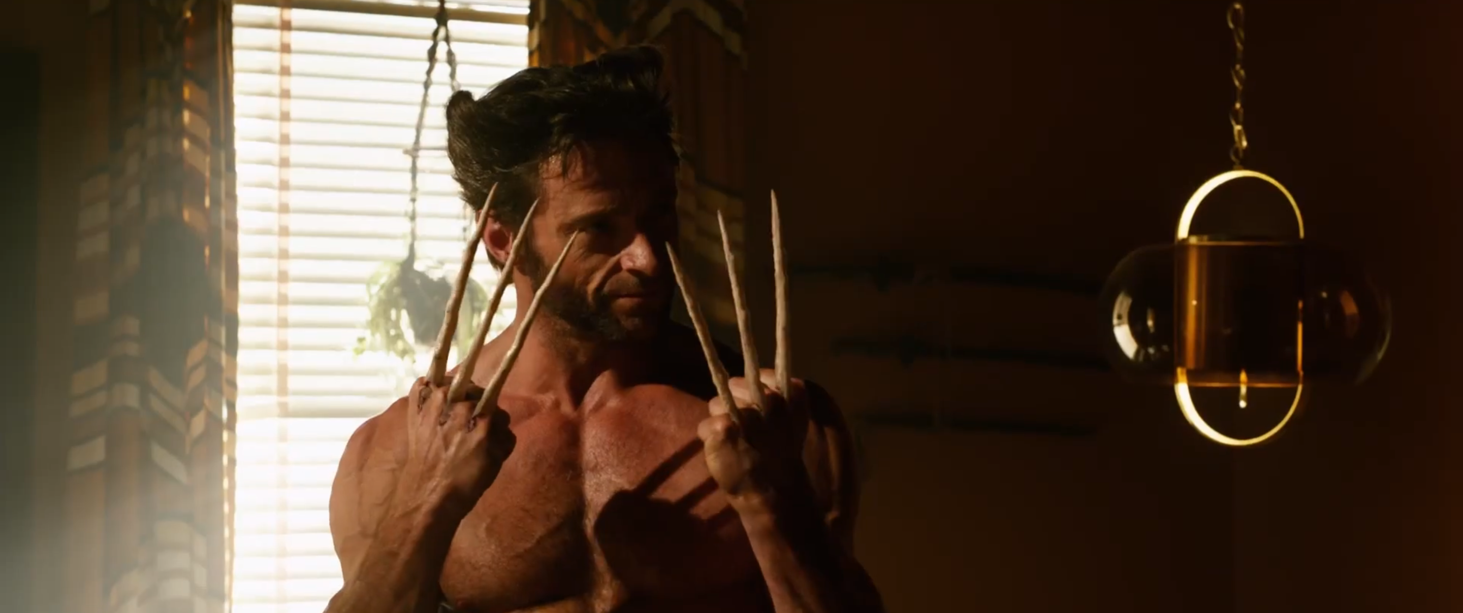 how to make wolverine claws out of wood