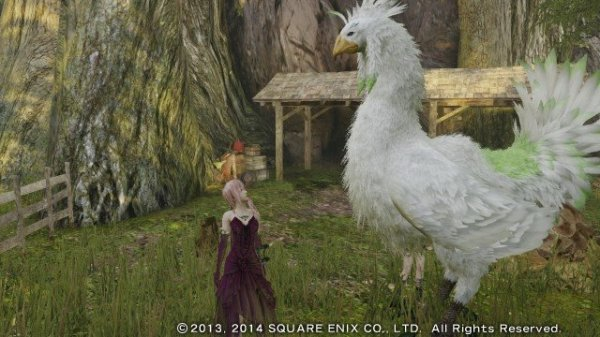 Aww, I already miss ChocobOdin :'(