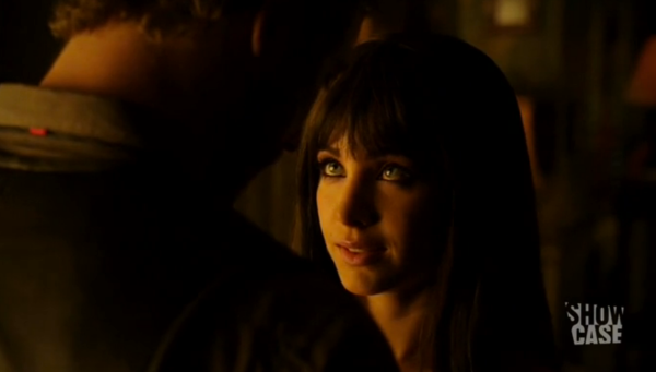 Oh Kenzi, why did you rock so much this season.