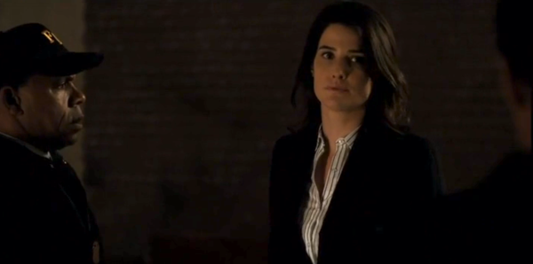 """""""If you were my agents, it wouldn't be for long!"""" - Maria Hill"""