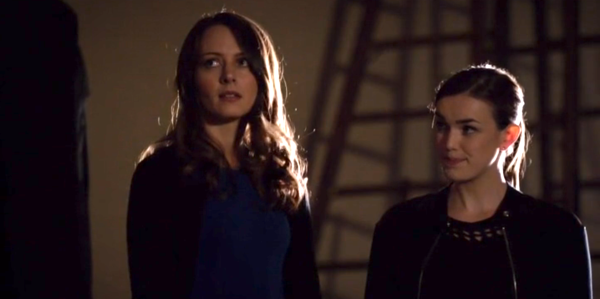 Amy Acker joins the cast of Agents of S.H.I.E.L.D. as the famous Cellist from Portland.