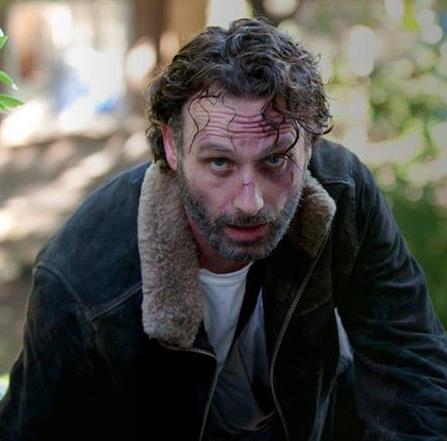 """A Closer Look: The Walking Dead """"A"""" – Season 4 Finale ... Walking Dead Season 4 Rick"""