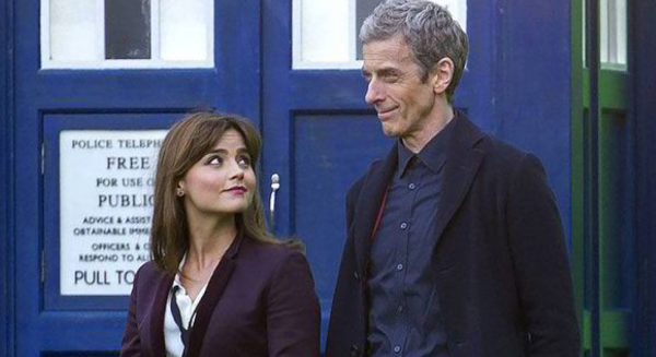 12thDoctor and Clara