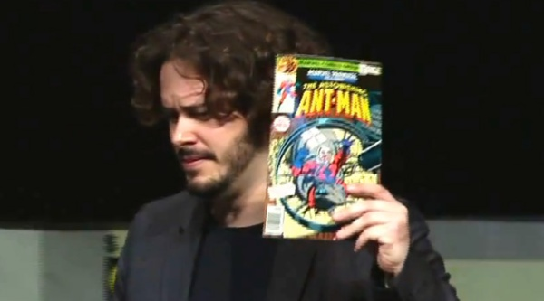 Edgar Wright talks Ant-Man