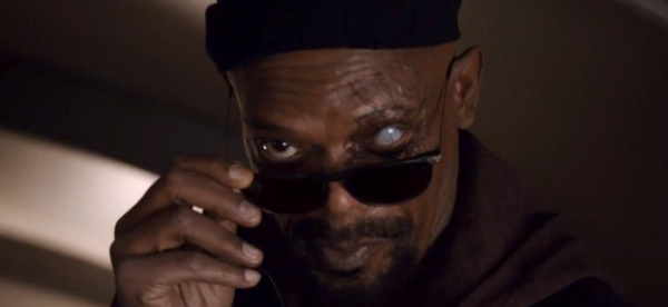 """You know me Phil, I'll be everywhere"" - Nick Fury"