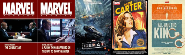 The Complete Collection of Marvel One-Shots