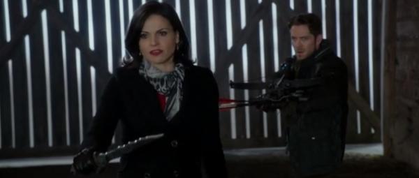 Regina in Control