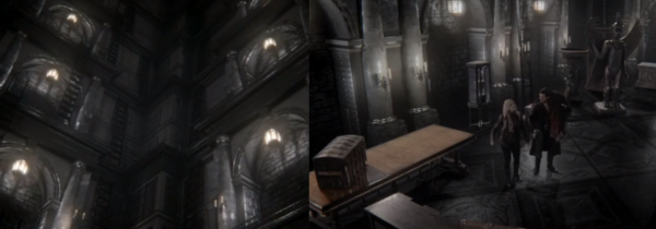 Each room/item in this vault could lead to a new storyline. Bravo