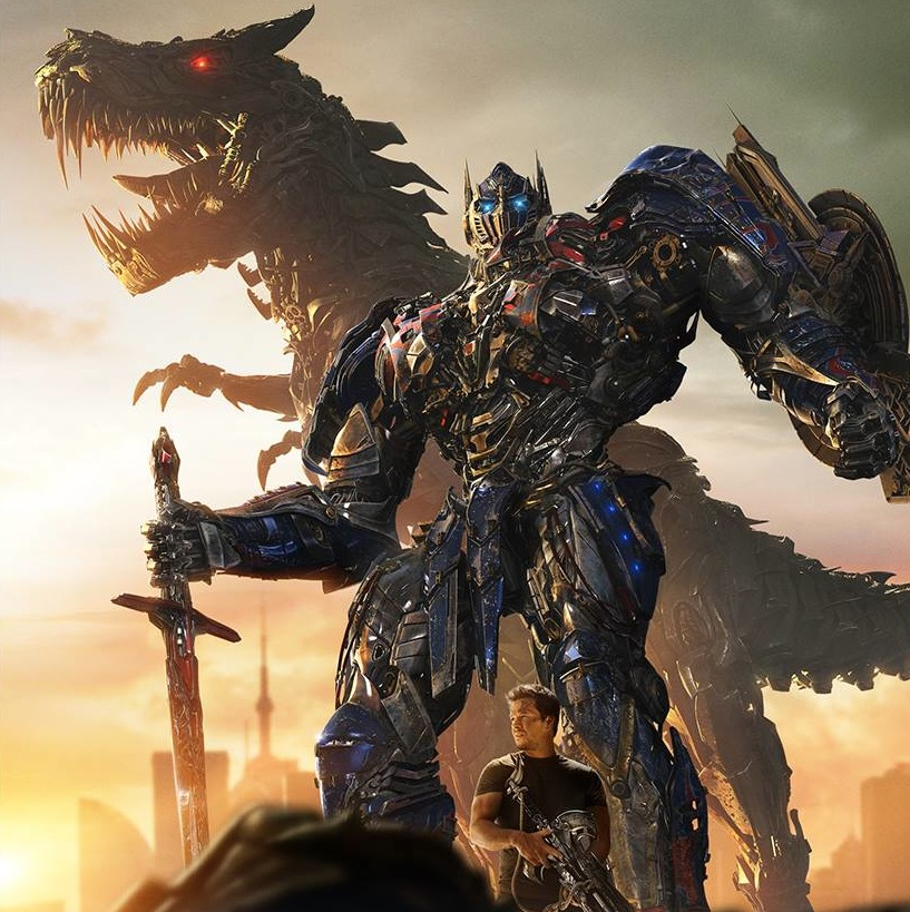 Transformers 4: Age of Extinction – Unicron, Dinobots ...