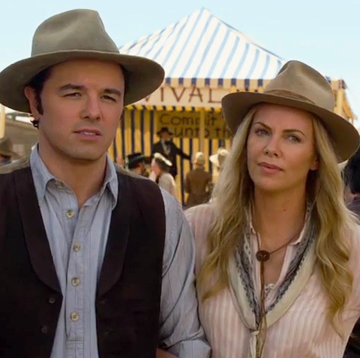 Top 5 References Easter Eggs Of A Million Ways To Die In The West