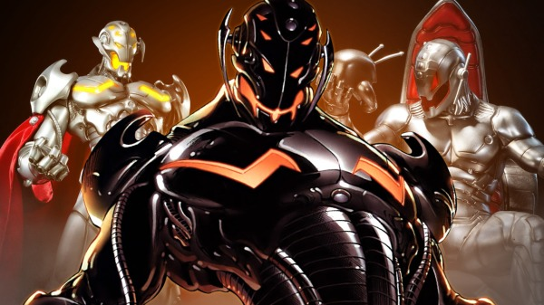 Ultron Evolutions