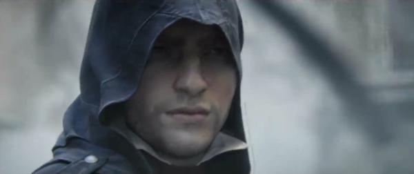 A closer look at Arno's face