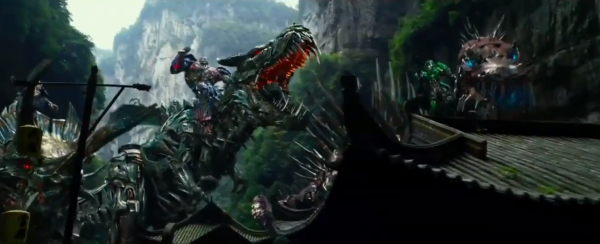 Dinobots Roll Out