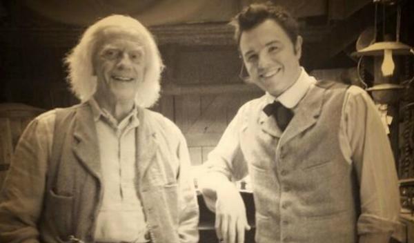 Doc and Seth