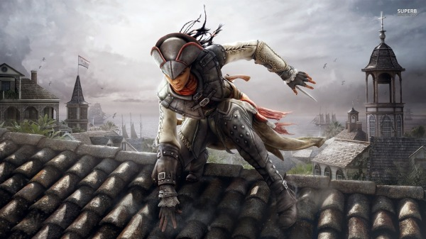 Aveline de Grandpré from Assassins Creed: Liberation
