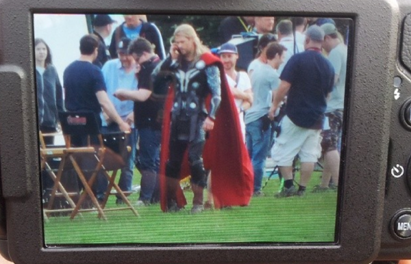 """""""Hi Thor, it's Odin. Can you pick up some milk when you return to Asgard. Oh PS, this is actually Loki … BYE!' - Thor's phone call"""