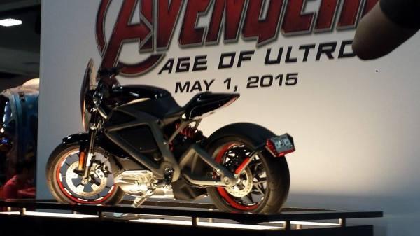 MArvel Harley Davidson
