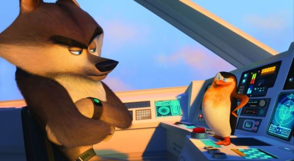 Penguins of Madagascar Classified