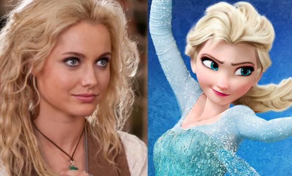 Elsa Once