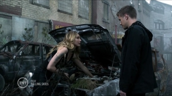 Maggie gets her guns
