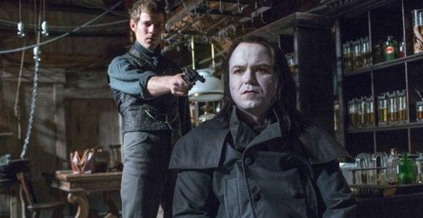 Frankenstein and Caliban