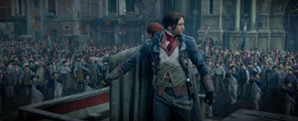 Look at that smolder! Arno's ready for this fight. Are you?
