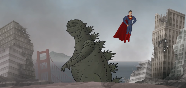 Honestly, I think even Godzilla saved more people than Superman. #SupesStillJelly