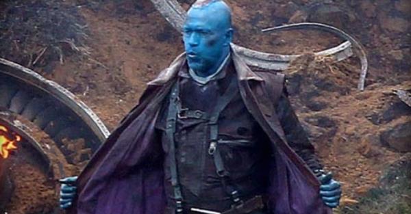 Yondu Guardians of the Galaxy