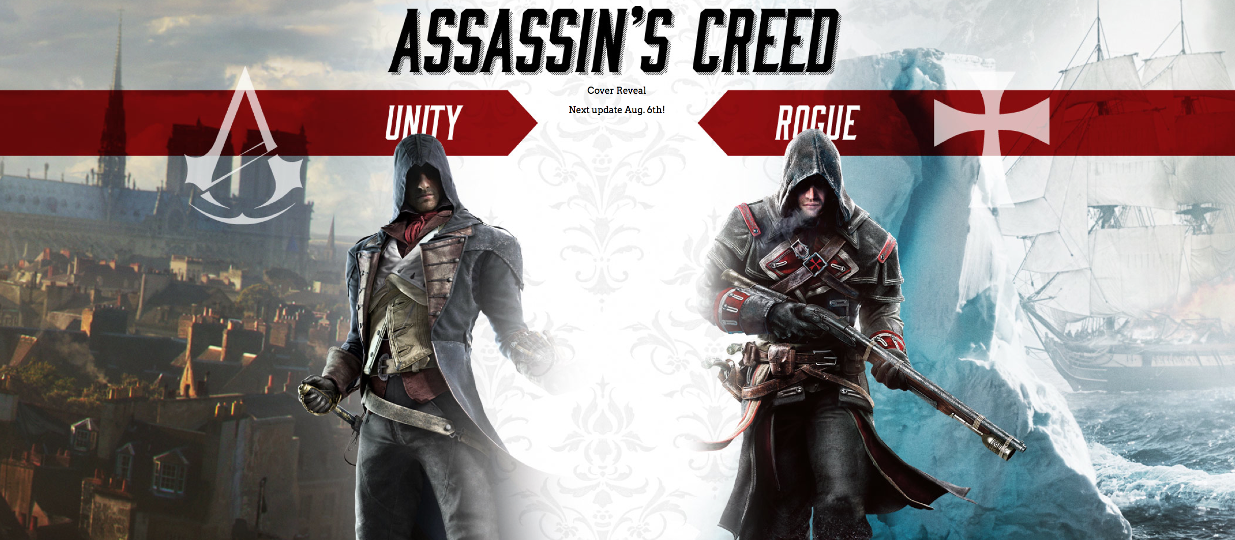 Assassins Creed Unity Rogue
